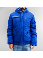 Authentic Style Winter Jacket blue