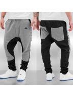 Button Sweat Pants Grey/...