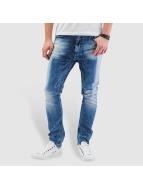 Bangastic Straight fit jeans blauw