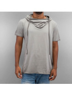 Bangastic T-Shirt Hooded II gray