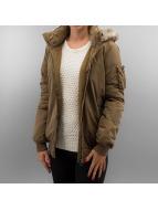 Bench Winter Jacket Programme khaki