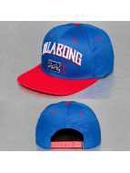 Billabong Snapback Cap blau