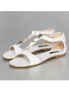 Blink Sandals Snake Emboss white