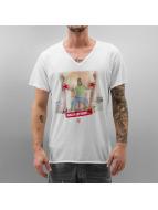 BoomBap t-shirt wit