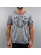 BOXHAUS Brand T-Shirt Jero gray