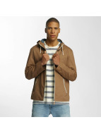 Brave Soul Lightweight Jacket Lightweight Cotton brown