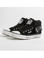 British Knights Sneakers Roco Suede Profile black