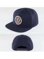 Brixton Rival Snapback Cap Navy