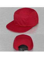 Cap Crony 5 Panel Caps rood