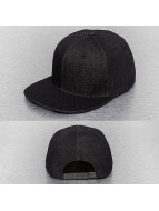 Denim Snapback Cap Black...