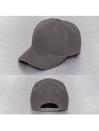 Cap Crony Snapback Cap Curved Bill gray