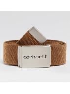 Carhartt WIP Belt Clip brown