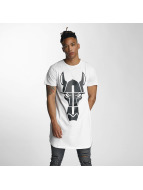 Cavallo de Ferro Tall Tees Streets Long Oversize white