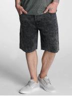 Cayler & Sons All DD Shorts Raw Edge Denim Black