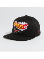 Cayler & Sons WL Burnout Snapback Cap Black