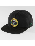 Cayler & Sons WL Budz N' Skullz Old Snapback Cap Black