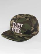 Cayler & Sons Snapback Cap CSBL Ain't Hard camouflage