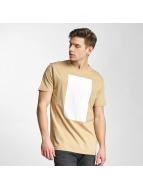Milano T-Shirt Beige...