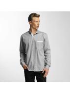 Cazzy Clang Shirt Squares gray