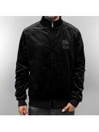 CHABOS IIVII Core Velour Track Jacket Black