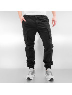 Cipo & Baxx Cargo pants Flieo black