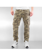 Cipo & Baxx Cargo pants Army camouflage