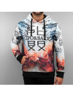 Cipo & Baxx Hoodie Tetje colored