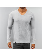 Cipo & Baxx Pullover gray