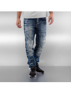 Cipo & Baxx Straight Fit Jeans Gipar blue