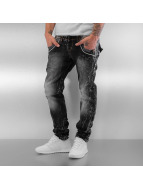 Cipo & Baxx Straight Fit Jeans Lifri gray