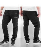 Cipo & Baxx Straight Fit Jeans schwarz