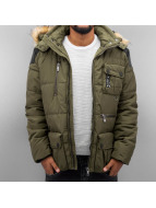 Cipo & Baxx Winter Jacket Tory khaki