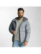 Columbia Winter Jacket Powder Lite Hooded gray