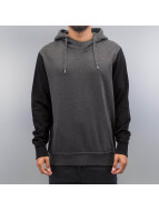 Two Tone Hoody Anthracit...