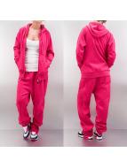 Dangerous DNGRS Anzug rosa