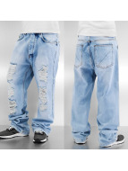 Dangerous DNGRS Baggy jeans blauw