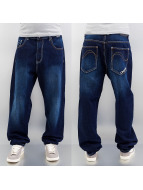 Dangerous DNGRS Carrot jeans blauw