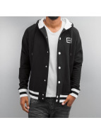 Dangerous DNGRS College Jacket Raglan black