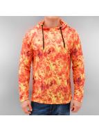 Flames Hoody Orange...