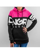 Dangerous DNGRS Hoodie Big Logo black