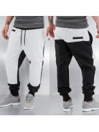 Dangerous DNGRS joggingbroek wit