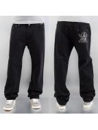 Dangerous DNGRS Loose Fit Jeans schwarz
