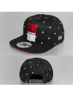 Dangerous DNGRS Snapback Cap Bad black