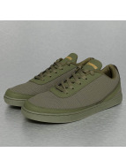 Dangerous DNGRS Perforated Sneakers Olive