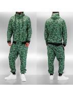 Dangerous DNGRS Suits Hemp green