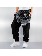 Dangerous DNGRS Sweat Pant Paisley Compass black