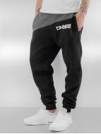 Dangerous DNGRS Sweat Pant Hardcore black