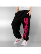 Dangerous DNGRS Sweat Pant Sparcle black
