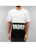 Dangerous DNGRS T-Shirt Big Logo white