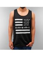 Dangerous DNGRS Tank Tops black